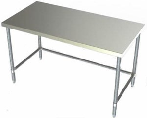 Economy S/S Flat Top Table