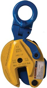1t Universal Plate Lifting Clamp