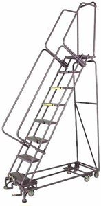 12 Step All Direction Ladder,Exp Metal Treads(KD)