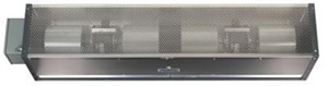 Industrial Direct Drive 12 Air Curtain (unheated)