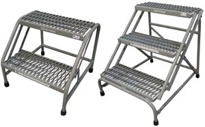 Steel Step Stand
