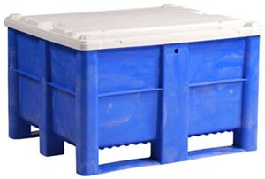 1000 Series Box Pallet Type Container Lid