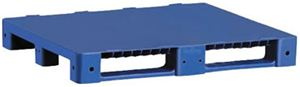 KitBin Pallet Smooth (Blue)