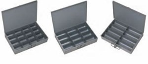 Small Compartment Box (Carton of 6)