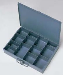 Adjustable Compartment Box (Carton of 6)