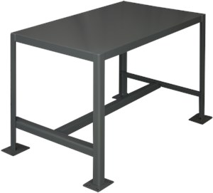 Machine Table Top Shelf Only - 2000 lbs Capacity