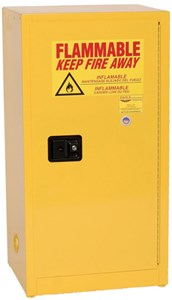 Self-Closing Flammable Safety Cabinets-16 Gal
