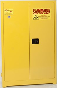 Manual Flammable Safety Cabinet-90 Gallon