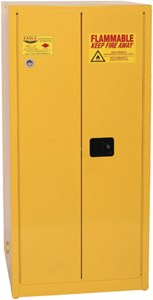 Manual Flammable Safety Cabinet-60 Gallon