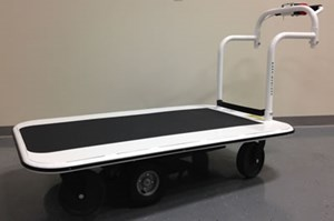 Pony Express 1032 Motorized Platform Cart