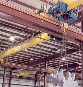 5 Ton Single Girder Cranes with Hoist