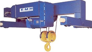 Type D Wire Rope Monorail Hoist