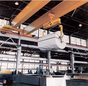 20 Ton Double Girder Top Running Bridge Crane