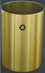 RecyclePro Open Top Receptacles