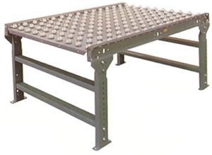 "18""W Ball Transfer Table,2""Ball Ctrs(Per Foot)"