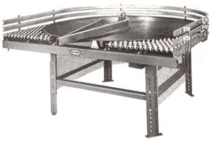 Powered Turntable, 5ft Dia, 1/2 Hp