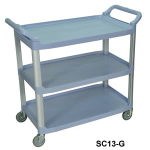 3-Shelf Serving Cart