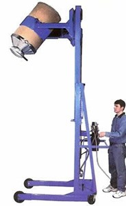 "Drum Pourer,106"",Scale Equip,Air Power Lift/Tilt"