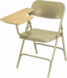 Astonishing Lk Goodwin Company Folding Chair W Right Side Tablet Arm Pdpeps Interior Chair Design Pdpepsorg