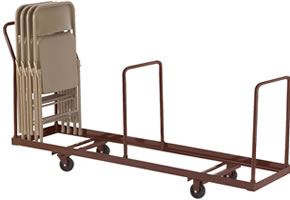 Folding Chair Dolly (Storage-35 Chairs)