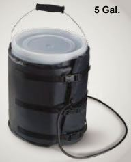 05 Gallon Professional - Drum Heater