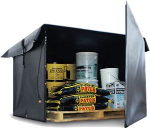 64 Cubic Feet Material Warming Hot Box