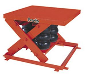 Pneumatic Scissor Lift