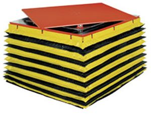Pneumatic Scissor Lifts & Rotate