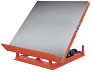 Wide Base Tilt Table