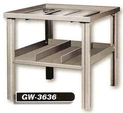 Gas Welding Bench with Drawer
