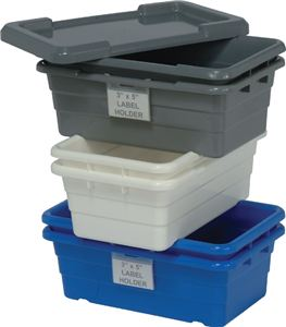 Cross Stack Tub Lids (Carton of 6)