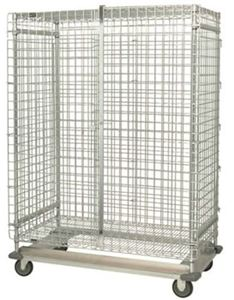 Dolly Base Wire Security Unit