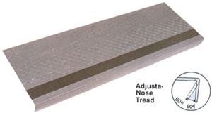 Lk Goodwin Company Rubber Safety Stair Tread System