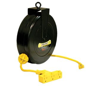 Light Duty Cord Reel