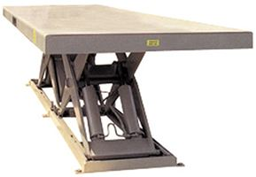 "Tandem Wide Base Lift-36""X96""-Toeguard-460/3/60"