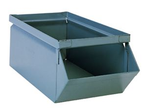 Hopper Front Container