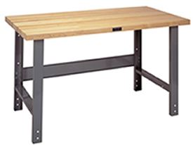 "Basic Bench with 1-3/4"" Plastic Laminate Top"