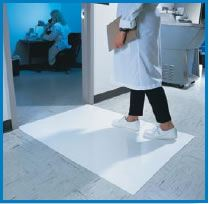 "Clean Room Mat-18"" x 45"" (Case of 4)"