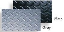 Diamond Plate Runner 2'x75' Roll-Gray