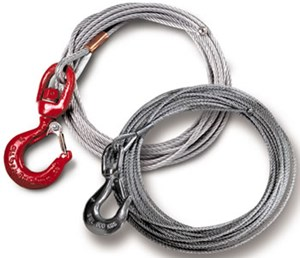 304 Stainless Steel Wire Rope w/Swivel Hook