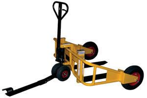 All Terrain Pallet Truck-Optional Tow Bar Package