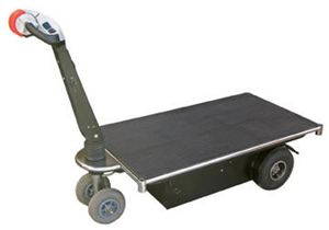 Traction Drive Cart