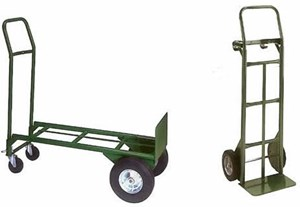 Greenline Two-In-One Steel Hand Truck