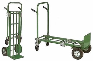 Greenline E-Convertible Two-In-One Hand Truck